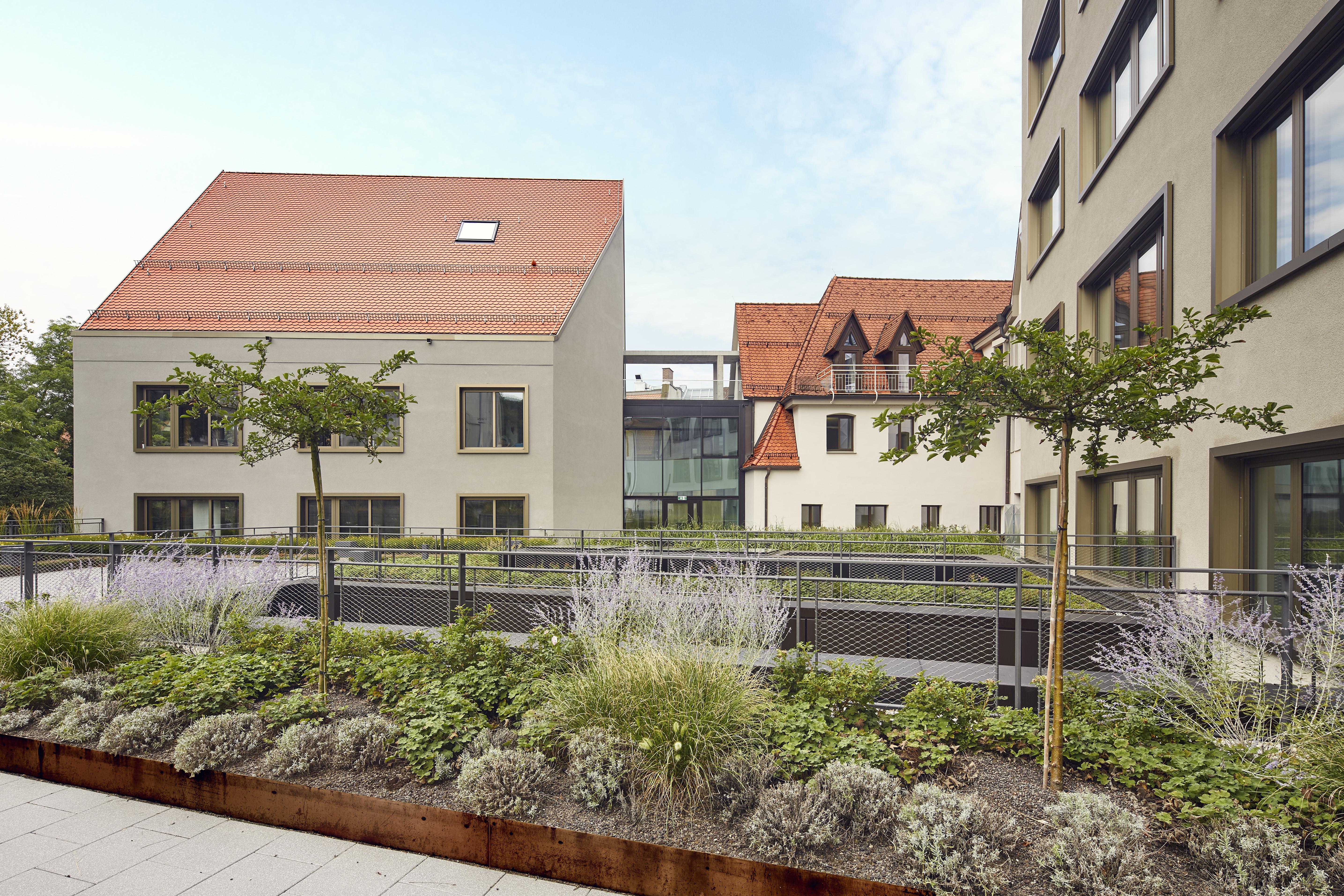 Kreissparkasse t bingen danner yildiz architekten - Architekten tubingen ...